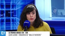 La France bouge : Laure Alonso, fondatrice Malle d'aventure, Parcours personnalisé et ludique pour les personnes qui partent à la retraite