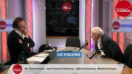 CORONAVIRUS : « MALGRE SA CONTAGIOSITE, SA LETALITE EST FAIBLE » - JEAN-FRANÇOIS DELFRAISSY - L'INVITE DE GUILLAUME DURAND DU 03/03/2020