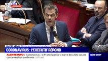 """Olivier Véran sur le coronavirus: """"Nous faisons le maximum depuis le premier jour pour protéger la population"""""""