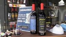スペインで販売中、「コロナワイン」