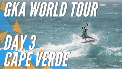 GKA Kite-Surf World Cup | Cape Verde 2020 | Competition Day 2