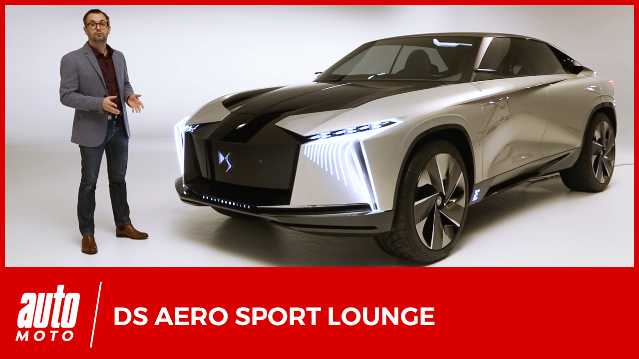DS Aero Sport Lounge : un concept capable de rivaliser avec le Tesla Model X ?