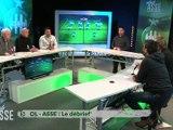 Les Verts n'ont pas pris le 120è Derby de l'Histoire. Défaite 2-0 au Groupama Stadium, après une 1ère mi-temps aux abois. La demi-finale de Coupe de France va-t-elle (enfin) relancer la machine ? - Club ASSE - TL7, Télévision loire 7