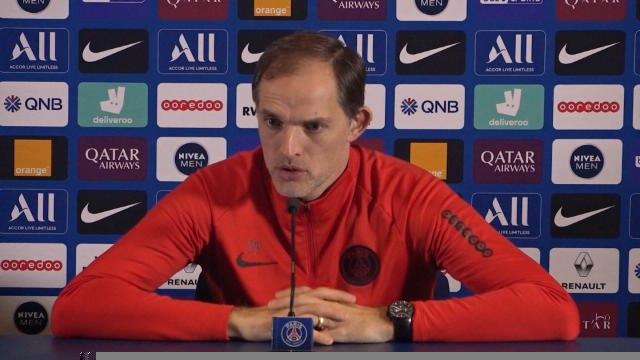 """Coupe de France - Tuchel : """"On doit être patient avec Icardi, il n'a pas eu beaucoup de préparation"""""""
