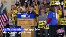 Primaires démocrates aux Etats-Unis: Joe Biden, l'obstiné