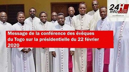 Togo : les évêques doutent de la sincérité de la présidentielle du 22 février