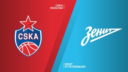 EuroLeague 2019-20 Highlights Regular Season Round 27 video: CSKA 86-78 Zenit