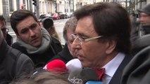 Coronavirus: Il faut clarifier la situation auprès de la population, insiste Elio Di Rupo