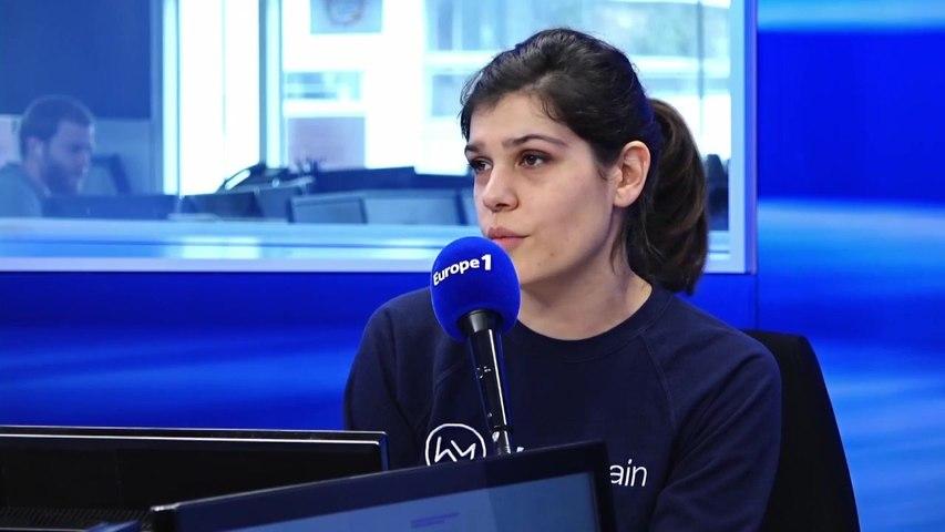 La France bouge : Jade Francine cofondatrice Wemaintain, start up spécialisée dans la réparation d'ascenseur