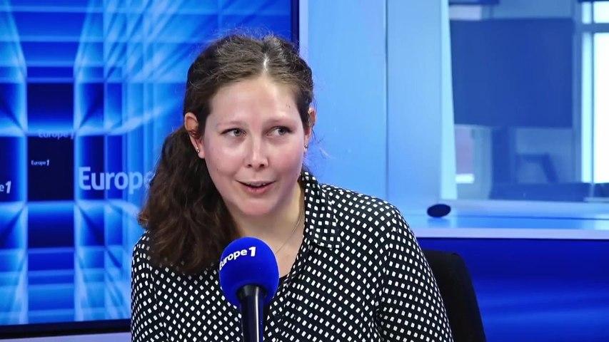 La France bouge : Solène Vinet, Directrice des opérations par intérim de Kwyk qui propose des exercices de mathématiques notés avec la possibilité de les refaire pour améliorer leur note