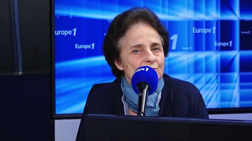 """La France bouge : Aviva Szpirglas, présidente de Math.en.Jeans Association qui a pour but de développer """"des actions de jumelage entre un mathématicien et des établissements scolaires"""