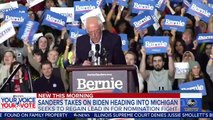 Bernie Sanders turns up the heat on Joe Biden - ABC News