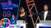 Emmy Nguyễn tìm Hồ Quang Hiếu làm đồng minh khi Hồ Khắc Vĩnh là người duy nhất có đáp án đúng | Truy tìm cao thủ - Tập 59