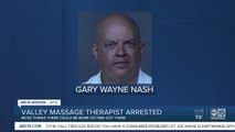 Unlicensed massage therapist arrested in Fountain Hills for sex assault