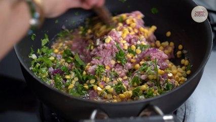 Mutton Shami Kebab Recipe In Hindi | मटन शामी कबाब | Goat Meat Kebab | Hydrabadi Kabab | Seema