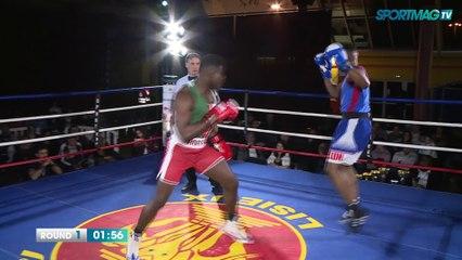 Gala de boxe de Cabourg : Zaho Marshal vs Joao Oziza