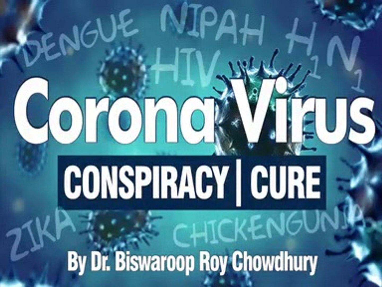 Doctor Biswarup Roy exposed corona virus