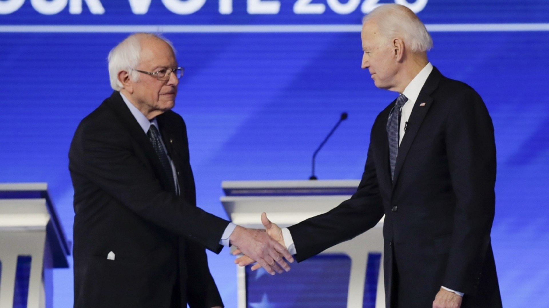 The war within the Democratic Party   The Bottom Line