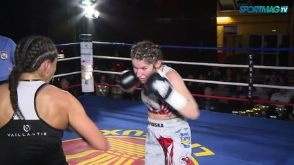 Gala de boxe de Cabourg : Rima Ayadi vs Karina Kopinska