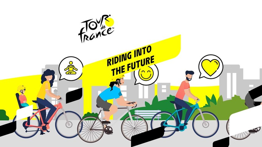 Tour de France 2020 - Riding into the future