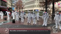 Covid-19 : les contaminations explosent en Corée du Sud