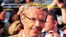 César : Lambert Wilson a jugé « minable » l'attitude de Florence Foresti
