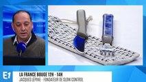 La France bouge : Jacques Lépine, fondateur de Slow control, la fourchette pour adopter naturellement le bon tempo