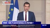 """Olivier Véran: """"le pays reste au stade 2 de l'épidémie"""""""