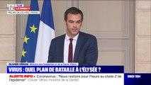 """Olivier Véran: """"Avoir le virus ne signifie pas être malade"""""""
