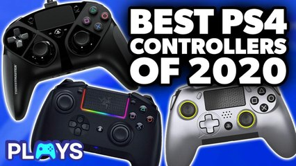 Best Playstation 4 Controllers in 2020 | MojoPlays