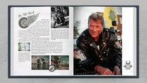 Johnny hallyday - Teaser pour livre Road Trip-Johnny Hallyday On the roadVersion 4