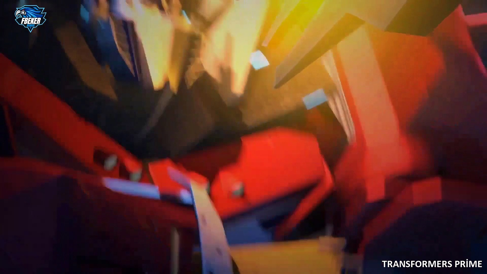 Transformers Prime 63.Bölüm İkna Full Hd