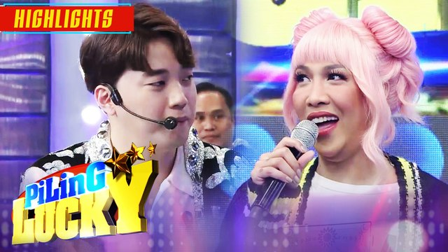 Vice asks Ryan about North Korea | It's Showtime Mini Miss U