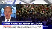 États-Unis: le milliardaire Michael Bloomberg se retire de la primaire démocrate et soutient Joe Biden