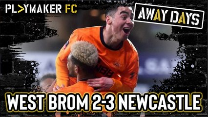 Away Days | West Brom 2-3 Newcastle: Magpies fans show how much the FA Cup means to them