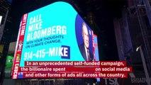 Michael Bloomberg suspends Democratic presidential campaign