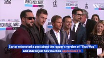 Nick Carter Invites Lil Uzi Vert to Collaborate With Backstreet Boys