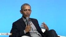 Obama On Coronavirus: 'Stay Calm...Follow The Science'