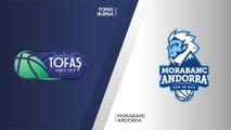 Tofas Bursa - MoraBanc Andorra Highlights | 7DAYS EuroCup, T16 Round 6