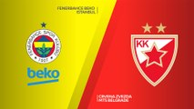 Fenerbahce Beko Istanbul - Crvena Zvezda mts Belgrade Highlights | EuroLeague, RS Round 27