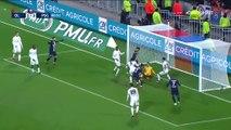 Monsieur Coupe de France a encore frappé : d'un tir du droit, Sarabia a éteint Lyon