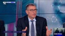 """Jean-Paul Ortiz (confédération des syndicats médicaux): le droit de retrait est """"complètement contraire à notre éthique"""""""