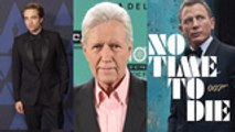 Alex Trebek's Emotional Cancer Update, 'No Time to Die' Delays Release Date & First Look at Batman's Batmobile   THR News