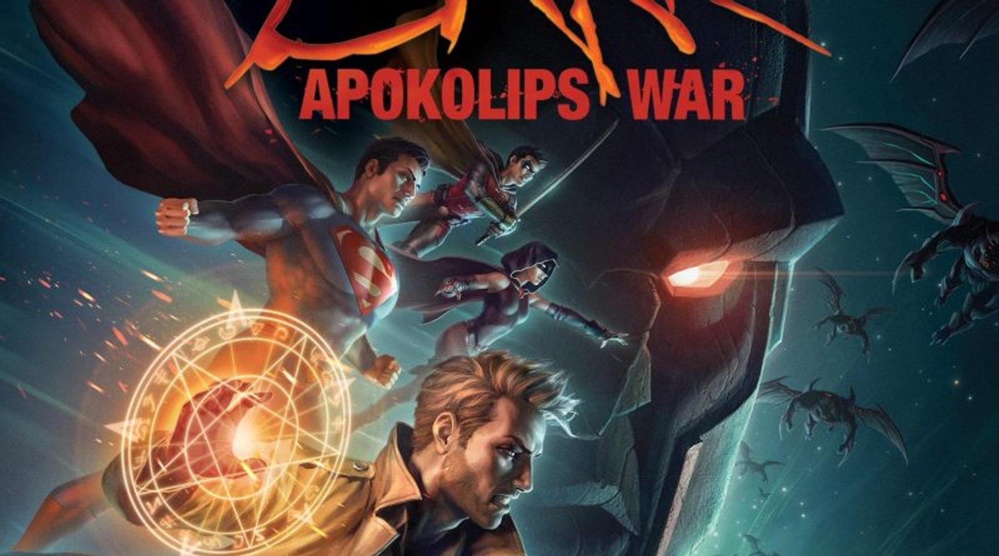 Watch Justice League Dark: Apokolips War free