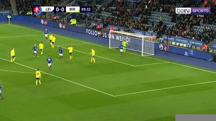 Leicester 1-0 Birmingham | FA Cup 19/20 Match Highlights