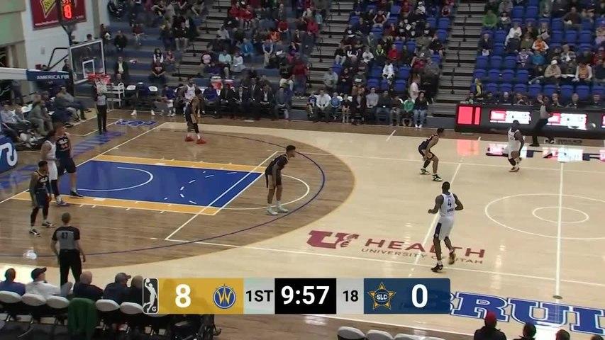 Deyonta Davis (16 points) Highlights vs. Salt Lake City Stars