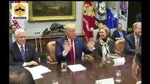 Donald Trump responds to Super Tuesday, blasts Elizabeth Warren as 'selfish' spoiler