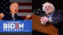 Joe Biden's surge on Super Tuesday, Bernie Sanders strong in the West
