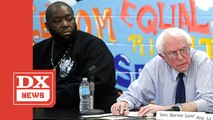 Killer Mike Expertly Shuts Down Rumors He Gets Paid To Support Bernie Sanders