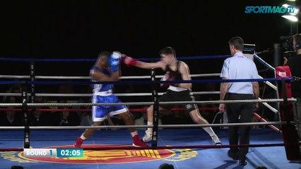 Gala de boxe de Cabourg : Hugo Morel vs Joseph Meyobene